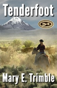 Tenderfoot Front Cover