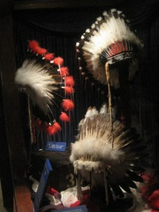 Indian Head Dresses Photo by Roni McFadden